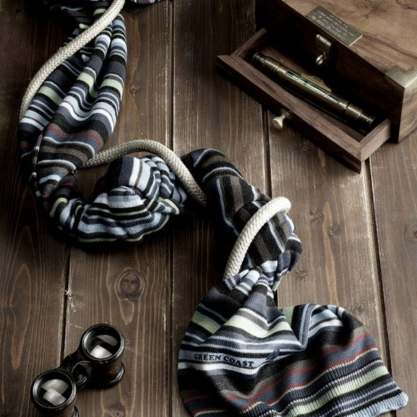 legno, sciarpa, lana