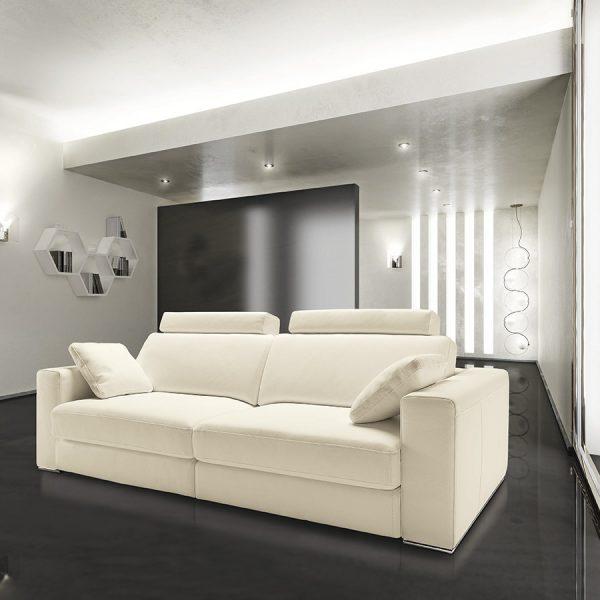 ambiente, salotto, divano